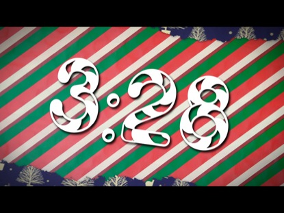 UNWRAPPING CHRISTMAS COUNTDOWN