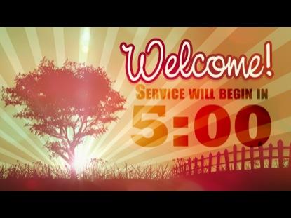 BEAMING SUNSHINE COUNTDOWN