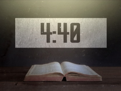 OPEN BIBLE COUNTDOWN