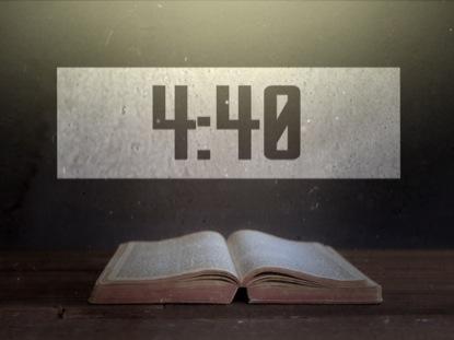 OPEN BIBLE COUNTDOWN