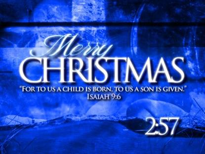 CHRISTMAS 01 COUNTDOWN
