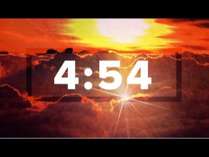 RISEN COUNTDOWN
