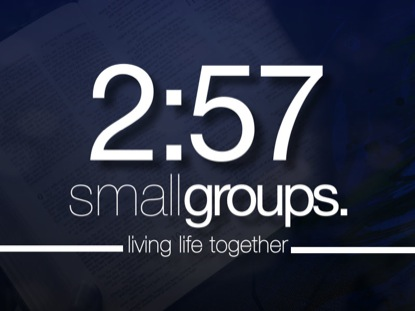 SMALL GROUP 01 COUNTDOWN