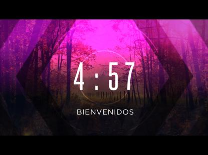 FALL COUNTDOWN BIENVENIDOS