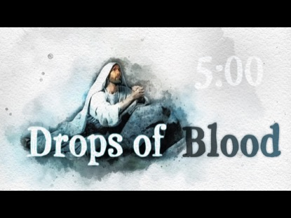 DROPS OF BLOOD COUNTDOWN