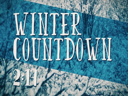 WINTER COUNTDOWN