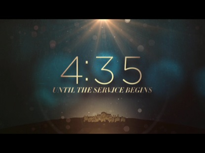 BETHLEHEM BOKEH COUNTDOWN