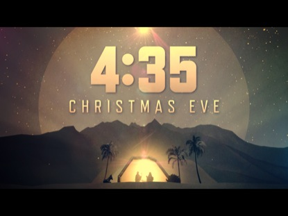 CHRISTMAS EVE NATIVITY COUNTDOWN