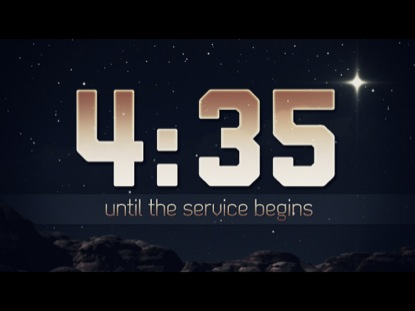 CHRISTMAS NIGHT COUNTDOWN HD