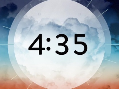 CREATION CLOUDS COUNTDOWN