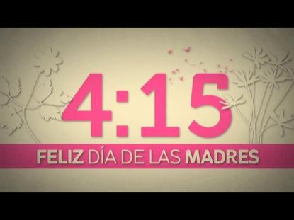 ES EL DIA DE LAS MADRES COUNTDOWN
