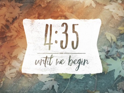 FALLEN LEAVES COUNTDOWN