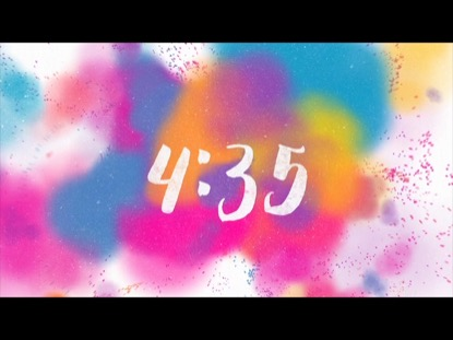 FLYING COLORS COUNTDOWN