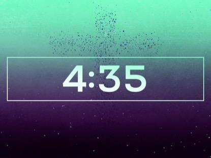 GRADIENT ASH COUNTDOWN