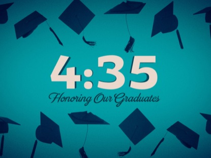 GRADUATION HONORS COUNTDOWN