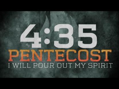 PENTECOST COUNTDOWN