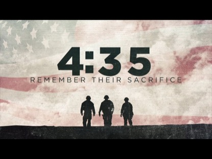 REMEMBER THEIR SACRIFICE COUNTDOWN