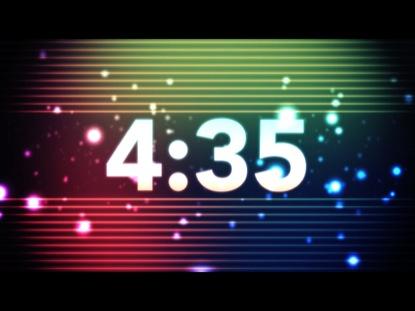 RETRO LINES COUNTDOWN