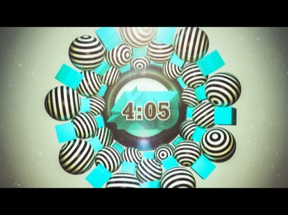 SPHERES AND CUBES COUNTDOWN