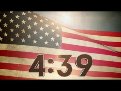THE AMERICAN FLAG COUNTDOWN