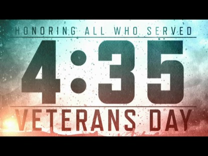 VETERANS DAY COUNTDOWN