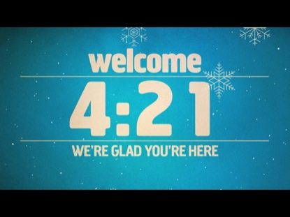 WINTER WELCOME COUNTDOWN