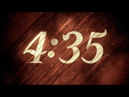 WOODEN COUNTDOWN