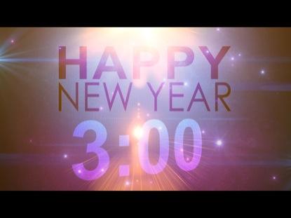 HAPPY NEW YEAR COUNTDOWN 1