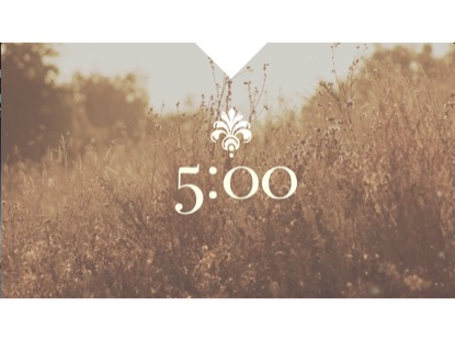 GOLDEN GRASS COUNTDOWN