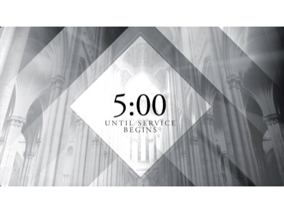 GRAYSCALE CATHEDRAL COUNTDOWN
