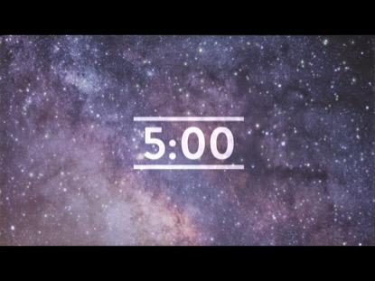 STARFIELD COUNTDOWN