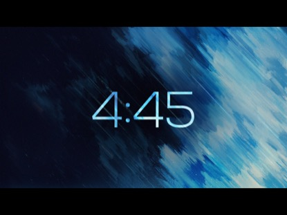 BLUE FROST COUNTDOWN