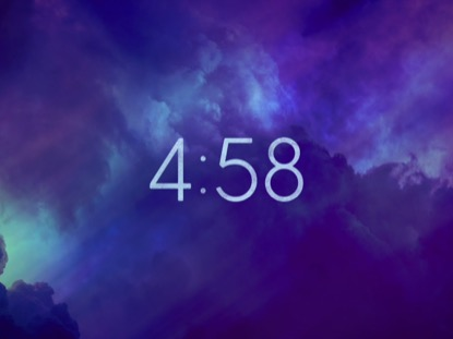 MOODY BLUE CLOUDS COUNTDOWN