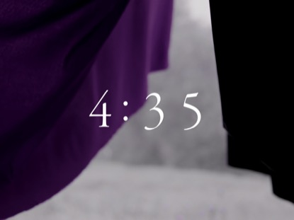 PURPLE CLOTH COUNTDOWN