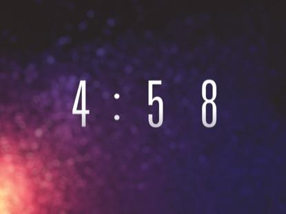 SPARKLE COUNTDOWN
