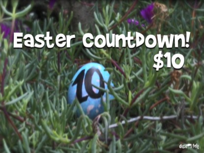 EASTER COUNTDOWN 2018
