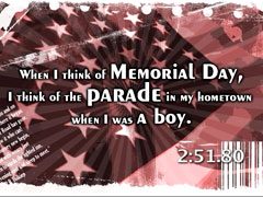 Reflections On Memorial Day >> Memorial Day Reflections Countdown
