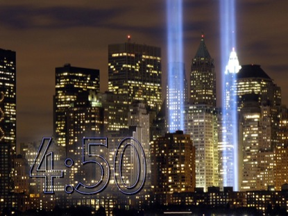 CITY OF LIGHT - SEPTEMBER 11 COUNTDOWN
