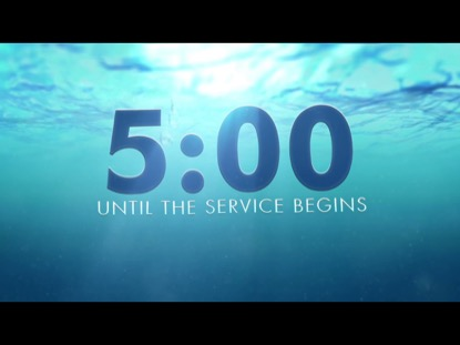 BAPTISM COUNTDOWN