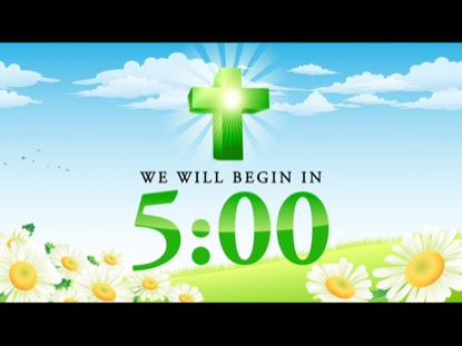 CELEBRATE EASTER COUNTDOWN