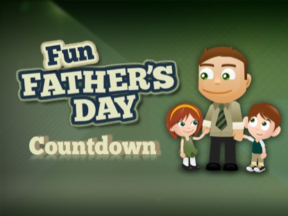 FUN FATHERS DAY COUNTDOWN