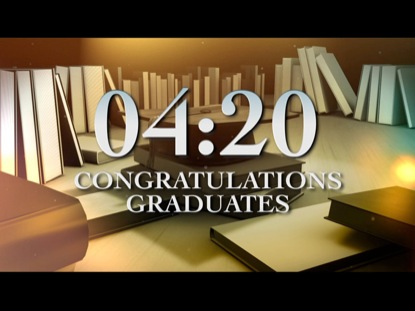 HONOR OUR GRADUATES COUNTDOWN