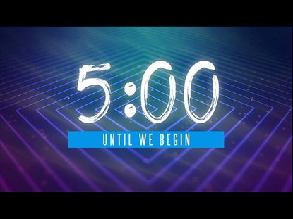 Church Countdown Videos for Christian Worship Services