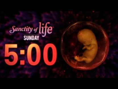 SANCTITY OF LIFE COUNTDOWN