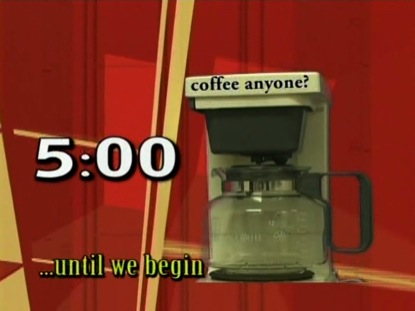 COFFEE ANYONE COUNTDOWN