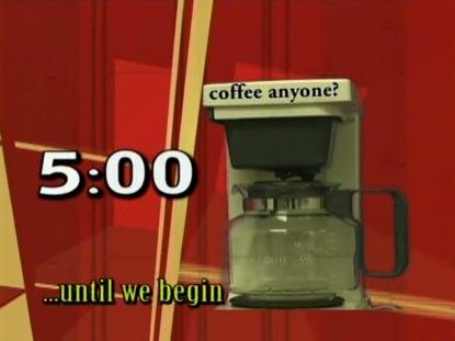 COFFEE ANYONE COUNTDOWN