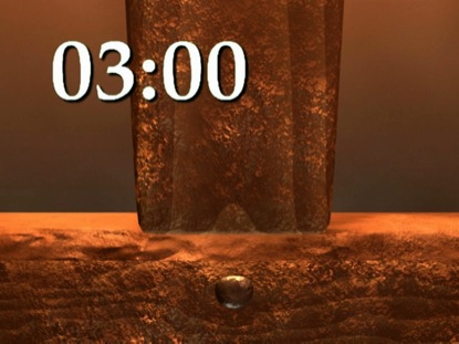 EASTER COUNTDOWN EMPTY TOMB