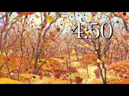FALLING LEAVES COUNTDOWN