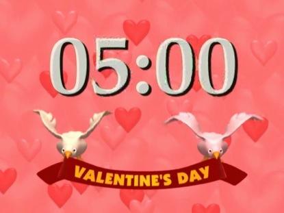 Valentines Day Countdown | High Voltage Kids
