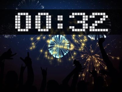 CELEBRATION FIREWORKS COUNTDOWN